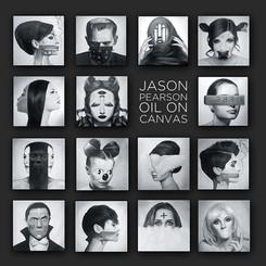 Jason Pearson oil on canvas