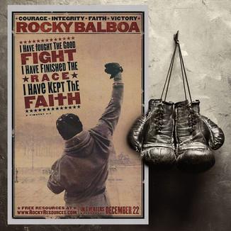 Rocky Balboa Movie