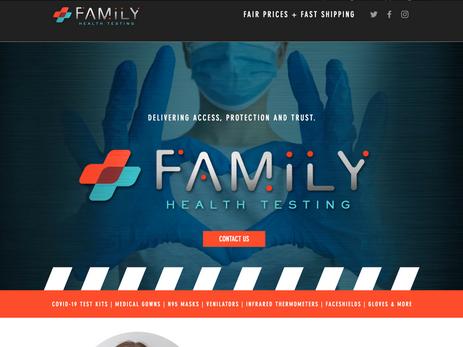 Family Health Testing