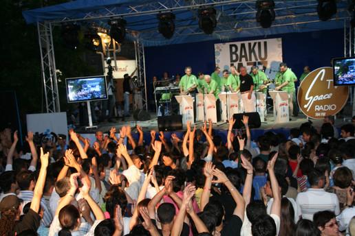 Baku Jazz 2006 - Open Air