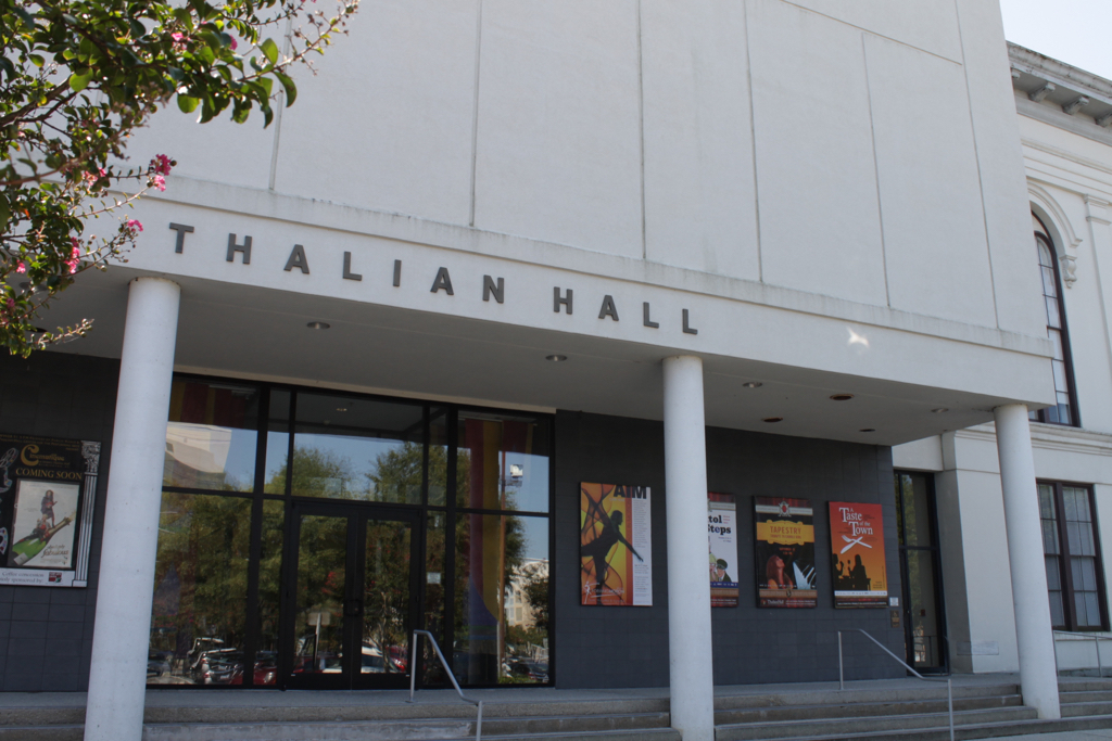 Thalian Hall ext