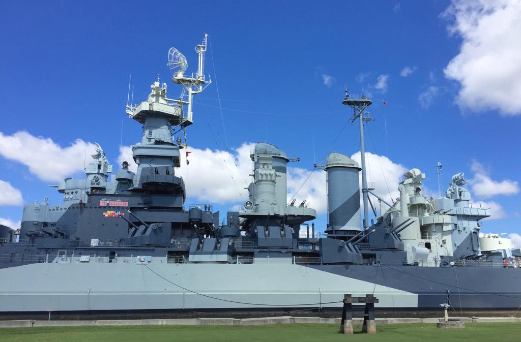 USS North Carolina 2