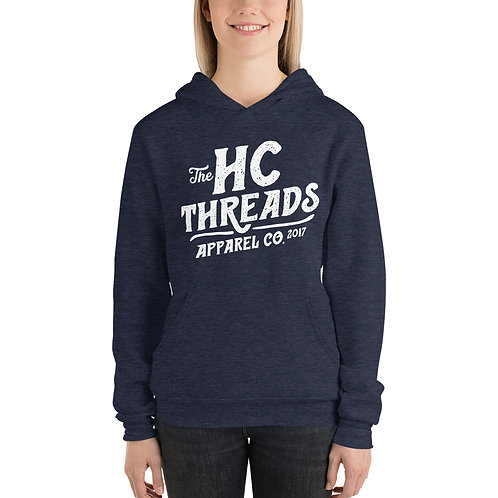 HCT Apparel Co. | Unisex Pullover Hoodie 3719