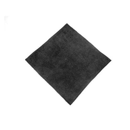 Barista cleaning cloth black