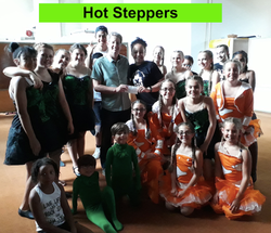 Hot Steppers