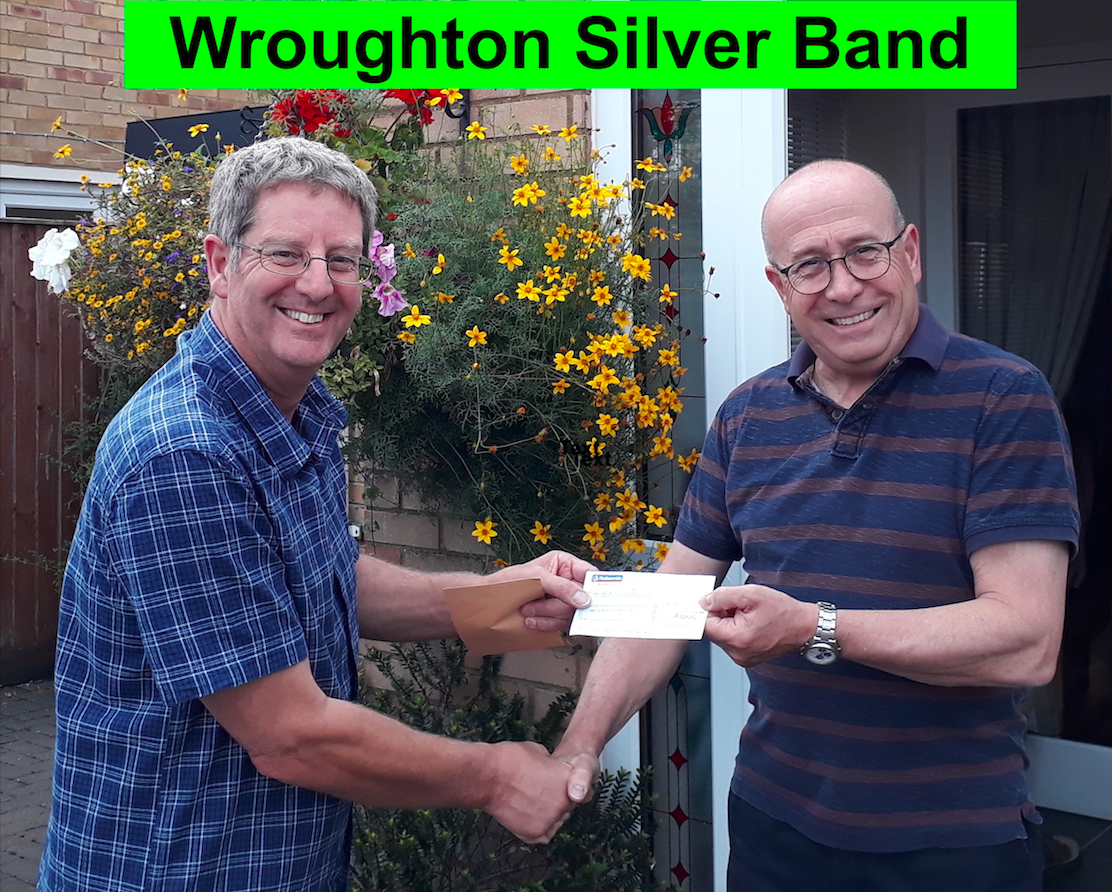 Wroughton Silver Band