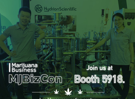 Join us at MJBizCon conference located at the Las Vegas convention center on December 11-13th, 2019