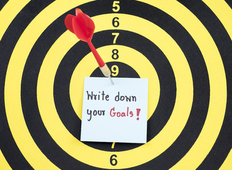 The Secret to Reaching Your Goal