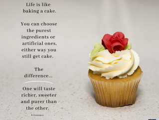 What Kind of life are you Baking?
