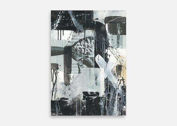 WRONG WAY - Tirage d'art - Edition limitée 1/100