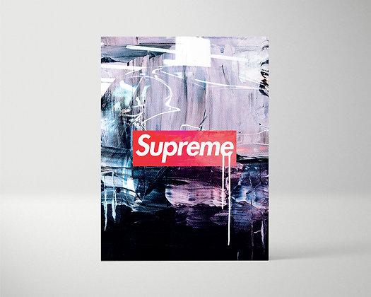 SUPREME - Tirage d'art