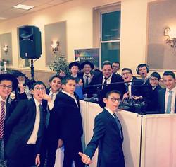 Mazel tov!! #barmitzvah #dj #lighting #onemanband #singer #brooklyn
