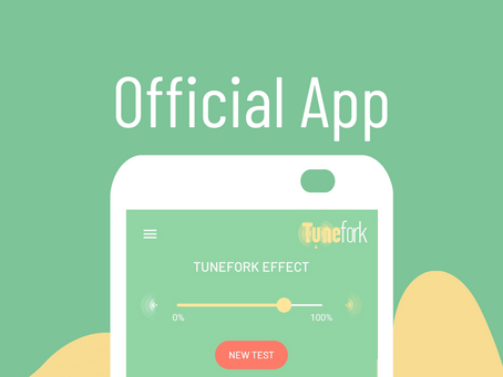 Audio personalization has never been easier with Tunefork's official app.