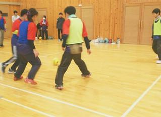 おむすび&おりいぶサッカー交流会