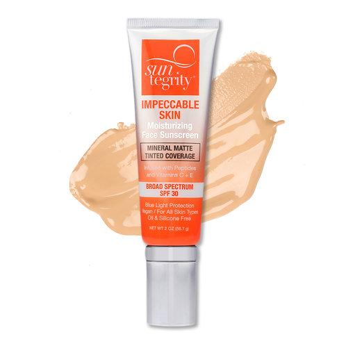 Suntegrity Impeccable Skin - Sand, Broad Spectrum SPF 30