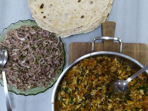 Bir Atıksız Mutfak Tarifi: Şerife Karakuş'tan Balık Tantuni