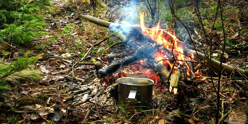 Eld med forntida och nutida metoder