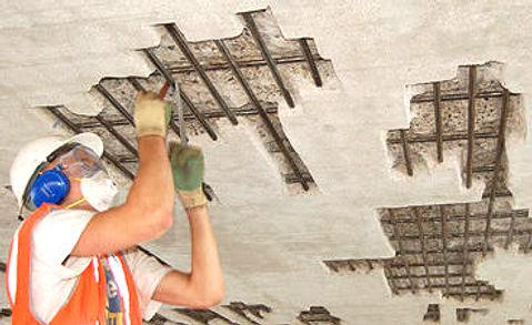 石屎結構維修服務