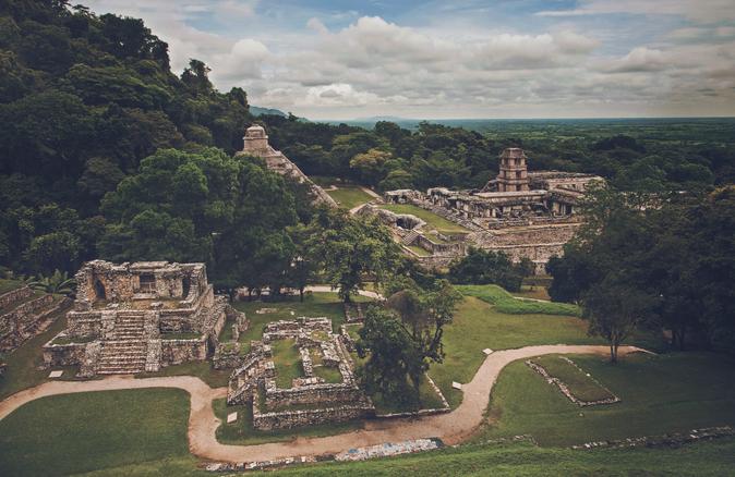 Palenque, Chiapas, México, 2013