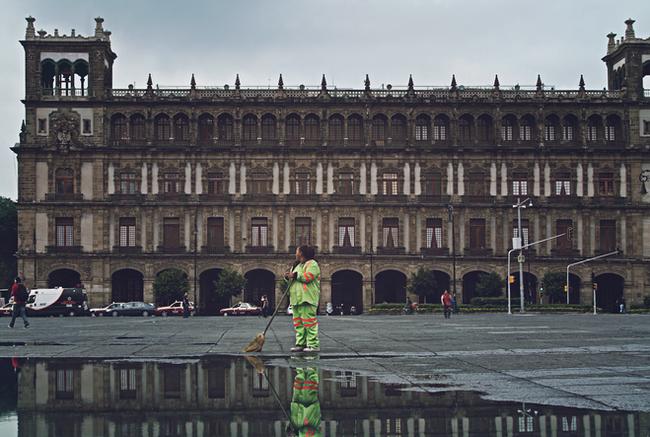 Ciudad de México, 2018