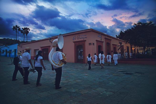 Oaxaca, México, 2013
