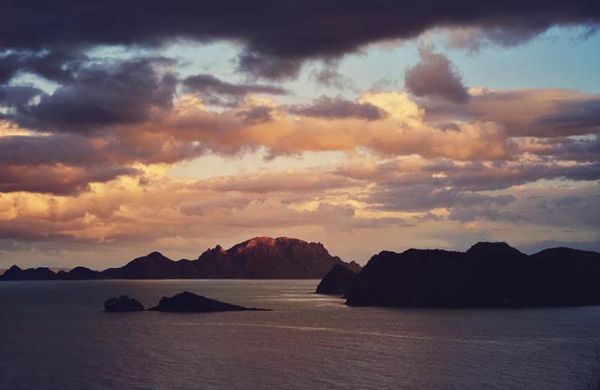 Loreto, Baja California, Sur, México, 2014