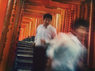 Fushimi Inari Taisha, Kyoto. Japan, 2012