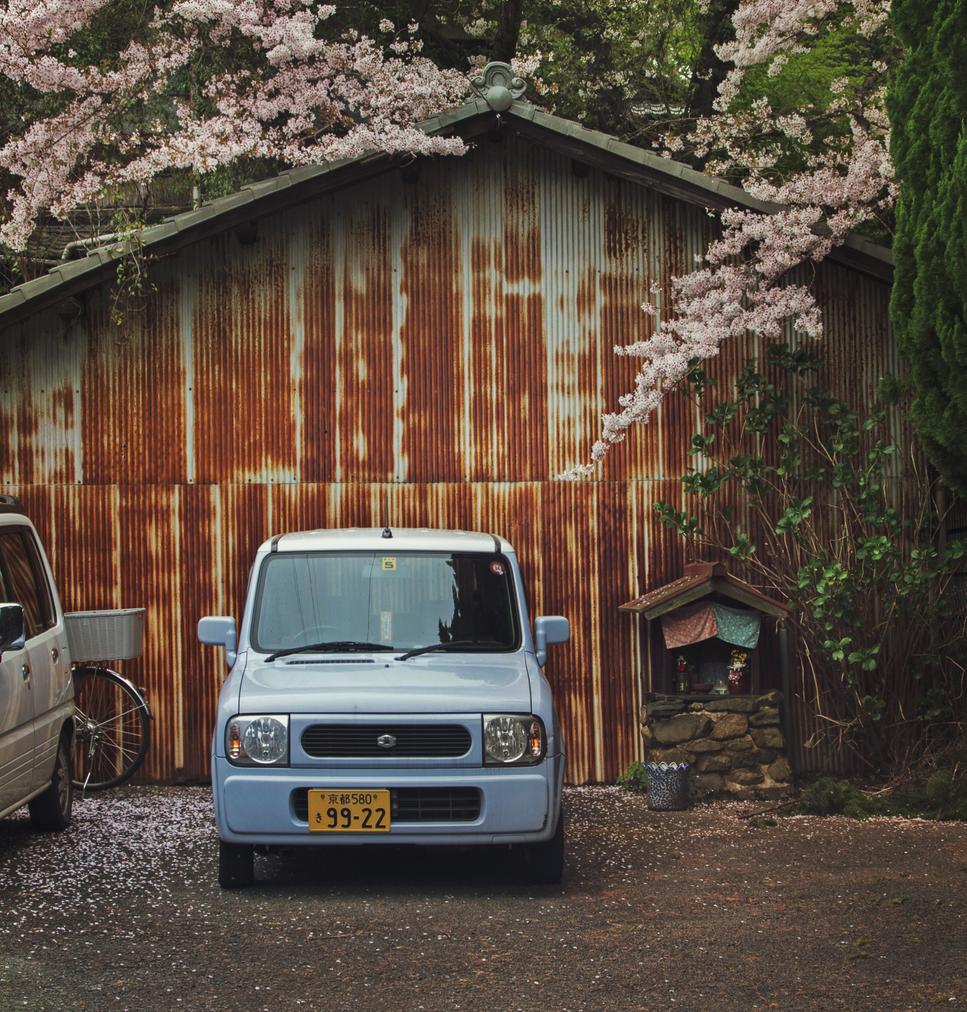 Kyoto, Japan. 2012