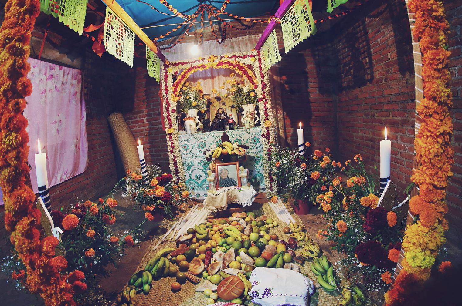 Santa Fe de La Laguna, Michoacán. México, 2013