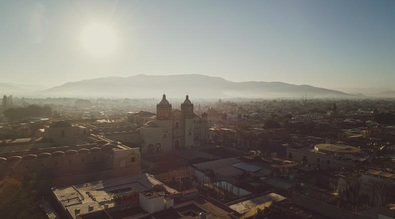 Oaxaca, México, 2020