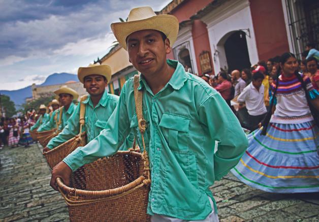 Oaxaca, México, 2014