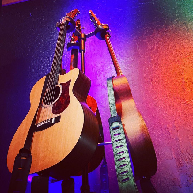 Live music!