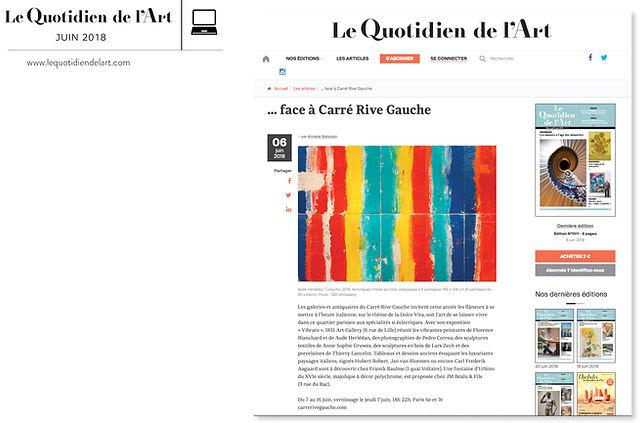 Aude Herledan - Le Quotidien de l'art.jp