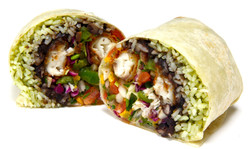 DC CC Burrito