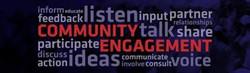 COMMUNITY ENAGEMENT - BLACK