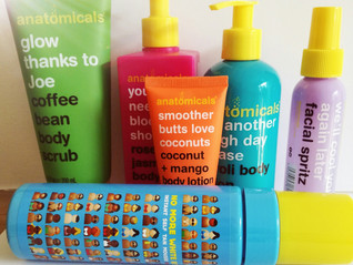 Anatomicals Beauty with Catchy Names that only wants you for your body!