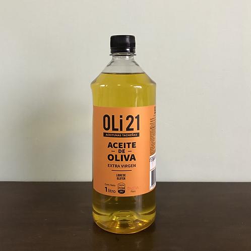Aceite Oliva Oli 21 1L - intensidad bajo