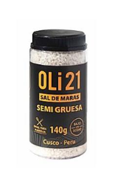 Sal de Maras semi gruesa 145 gramos