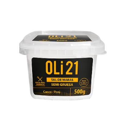 Sal de Maras semi gruesa 500 gramos