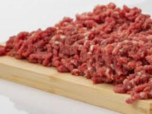 Bio carne molida especial 500 gr.