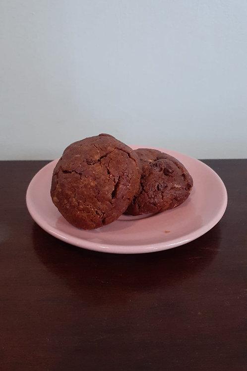 Galleta chocomani (peanut chocochip) und