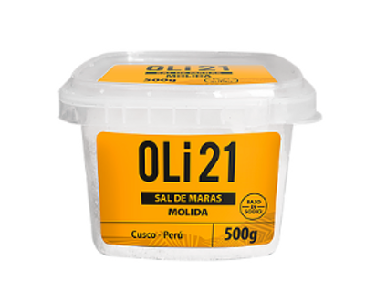 Sal de Maras 500 gramos