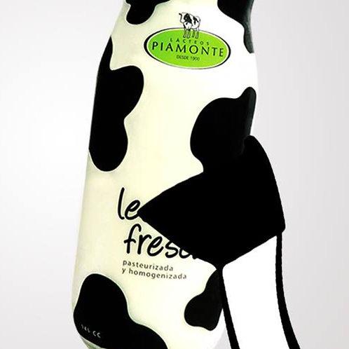 Leche Fresca Piamonte botella