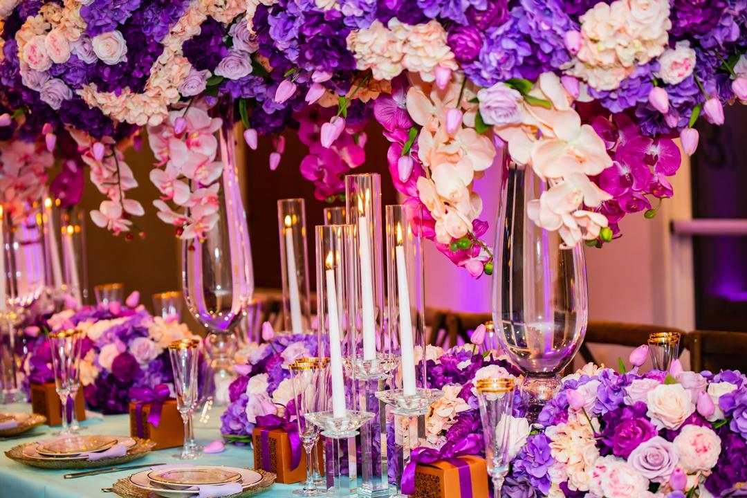 Perfectly Adorned Event Decor