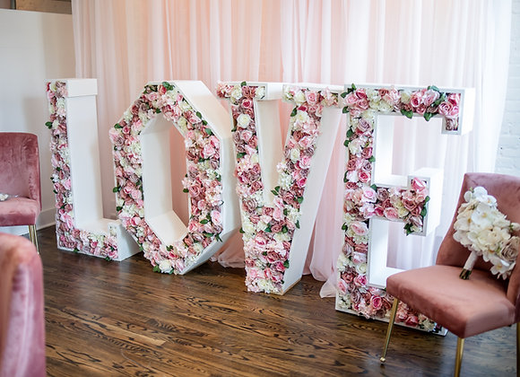 """Flower Me With Love"" Prop"