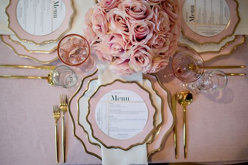 Pink Romantic Wedding