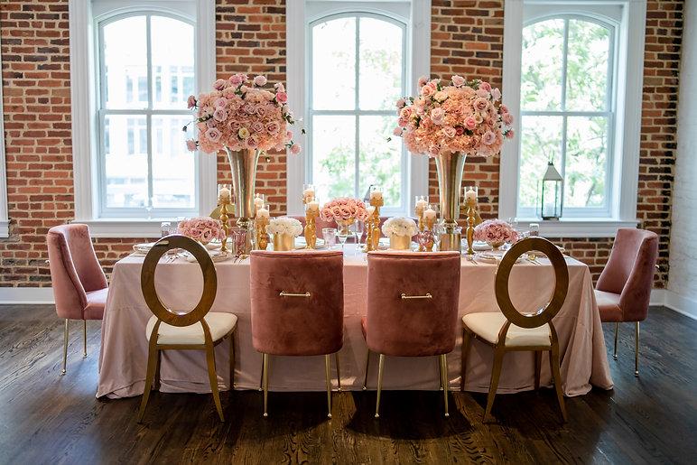 Pink Romantic Wedding