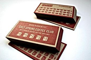 บัตรสะสมแต้ม รับทำบัตรสะสมแต้ม