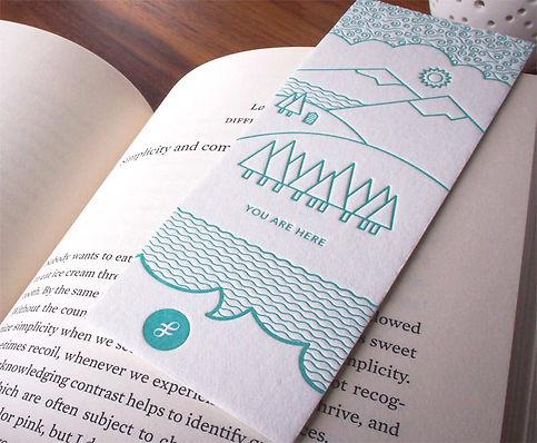 ที่คั่นหนังสือ ราคาถูก พร้อมบริการออกแบบ
