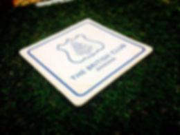 รับทำกระดาษรองแก้ว ของใช้ในโรงแรม จานรองแก้ว